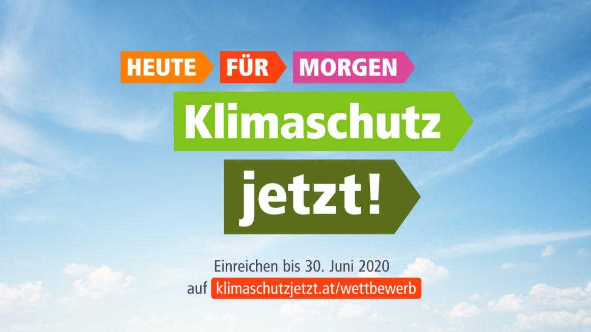 Jugendwettbewerb Klimaschutz Jetzt